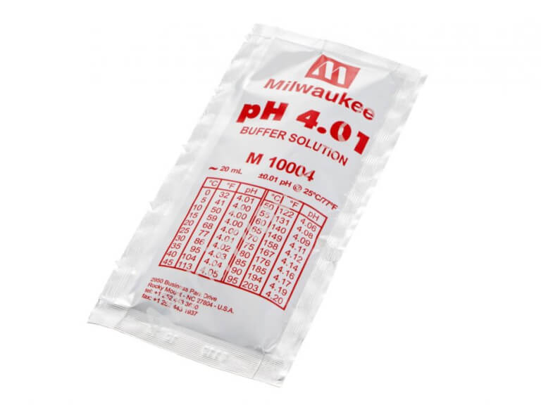 Calibration solution pH - 4.01 - 20 ml