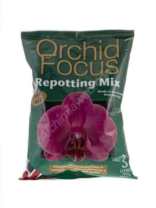 Orchid Focus Repotting Mix