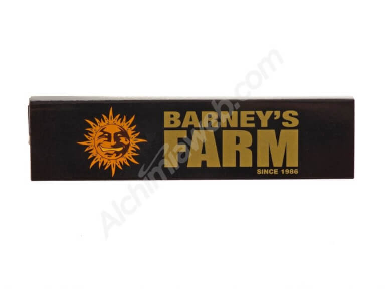 Feuilles + cartons King Size BARNEY´S