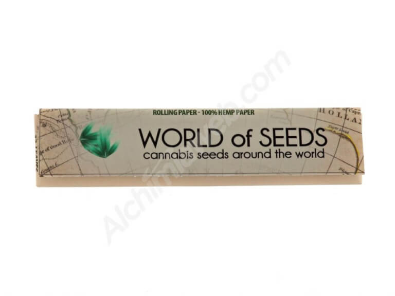 Papier à rouler World Of Seeds