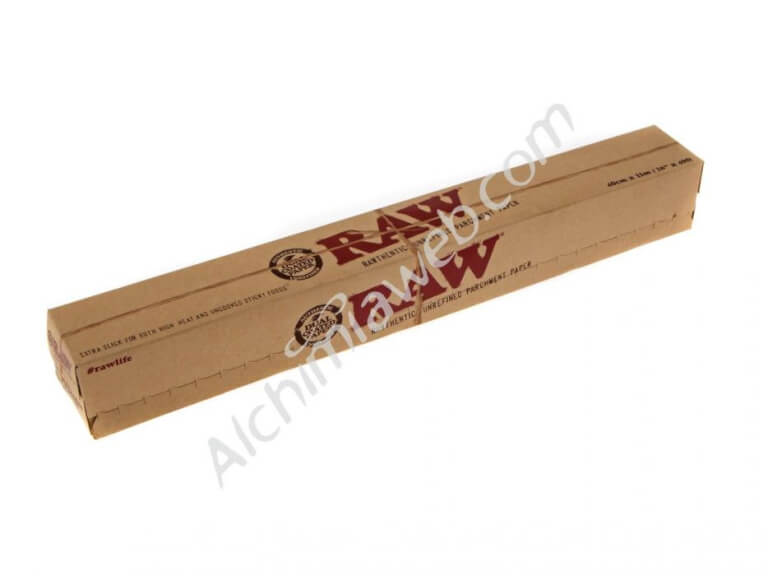 RAW parchment paper, 15 mts roll