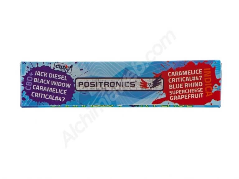 Positronics King Size rolling paper
