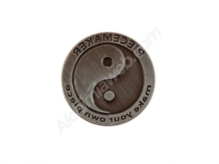 Additional Yin Yang Stamp for Piece Maker Hash Press