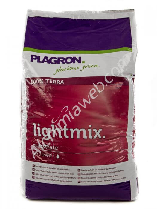 PLAGRON Light Mix tierra 50 L