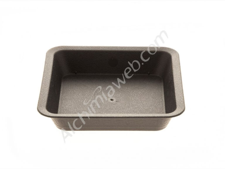 Square plant saucer for 5L pots