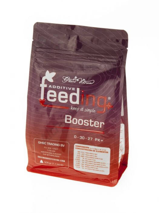 Powder Feeding Additive Booster 500gr