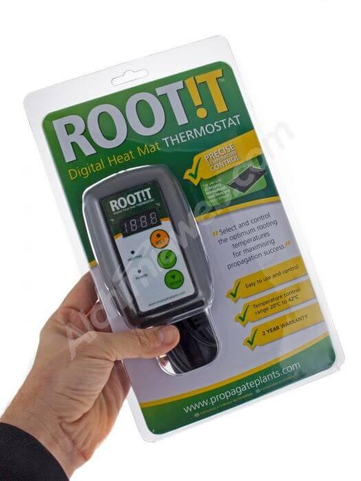 Vente De Rootit Thermostat Pour Tapis Chauffant