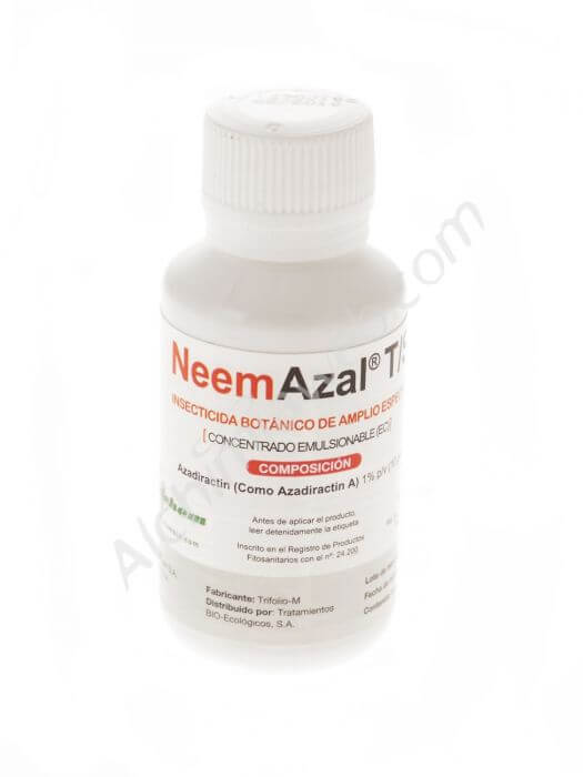 TRABE Neemazal - Pure Neem Extract - 30 ml