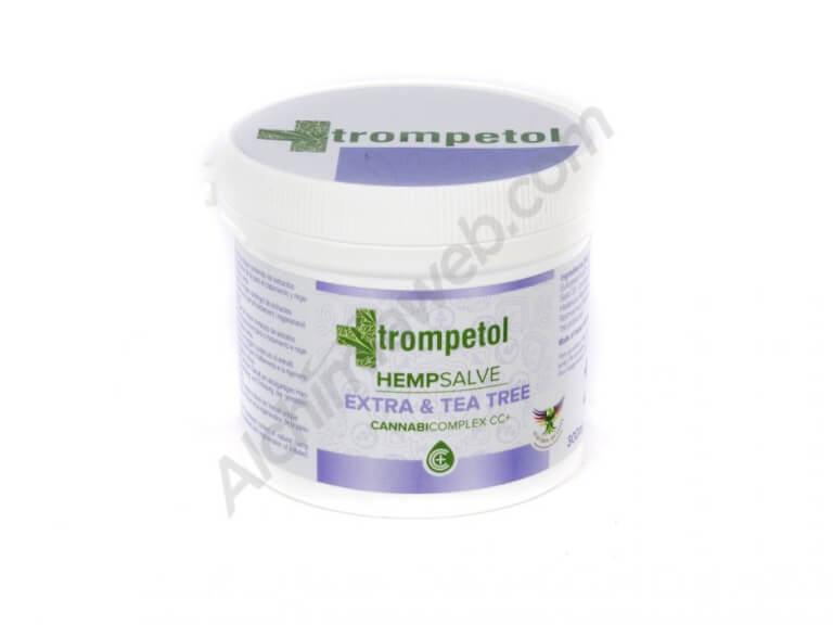 Trompetol Extra Tea Tree 300 ml