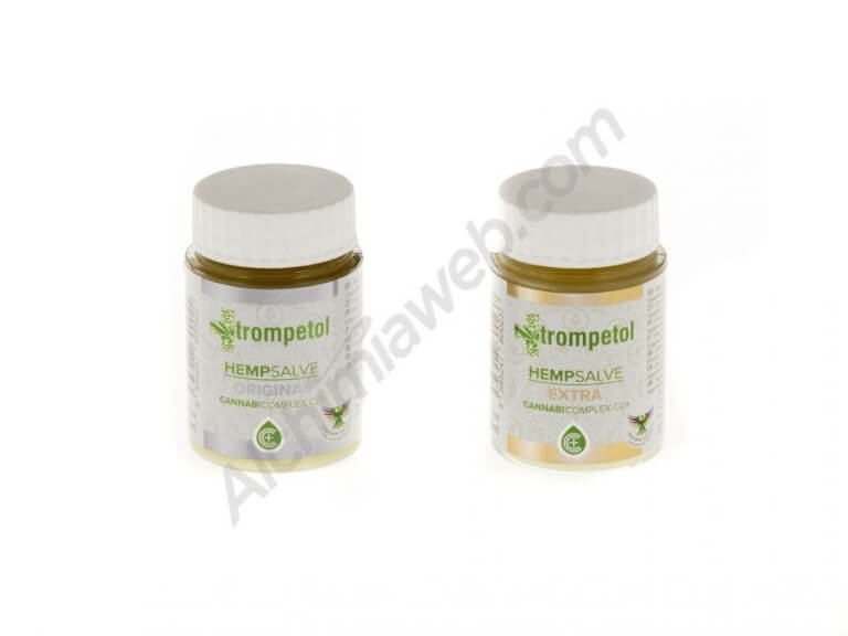 Trompetol Ointment 30ml + Trompetol Ointment Extra 30ml
