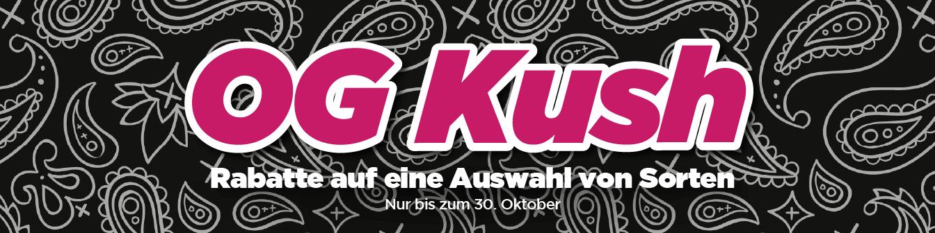 OG Kush Oct 20