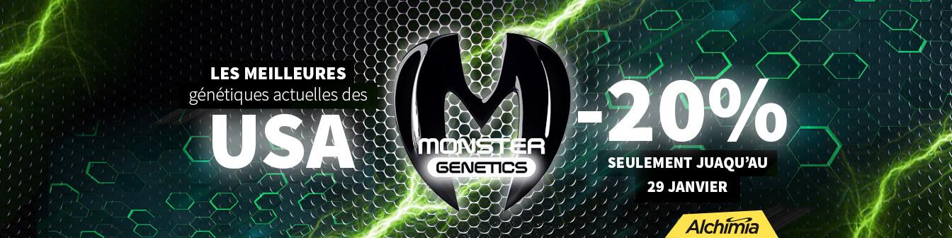 Monster 20 Gener 21