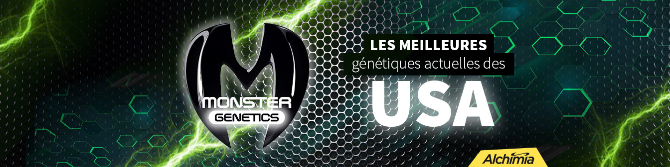 Monster Genetics 2019